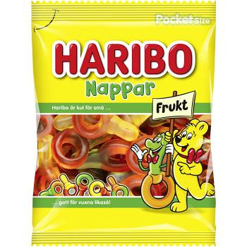 Nappar Fruit 80g Haribo