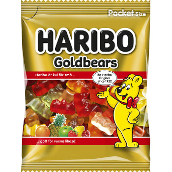 Goldbären 80g Haribo