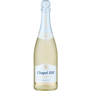 Mousserande Vitt Vin Alkoholfri 75cl Chapel Hill