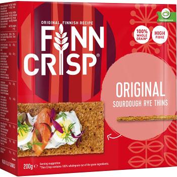 Original 200g Finn Crisp