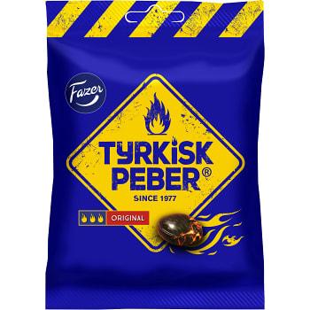 Tyrkisk peber 150g Fazer