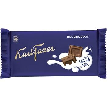 Chokladkaka Mjölkchoklad 145g Fazer