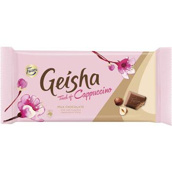 Chokladkaka Geisha Cappuccino 121g Fazer