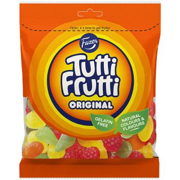 Godis Tutti frutti Original 180g Fazer