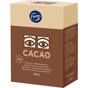 Cacao 200g Ögon