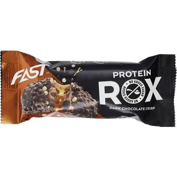 Proteinbar Rox Mörk chokladkrisp 55g Fast