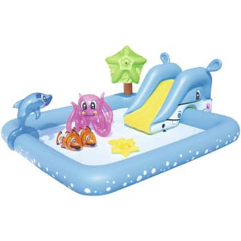 Kanon Handla Pool Aquarium Uppblåsbar 86x206cm Bestway online från din GB-62