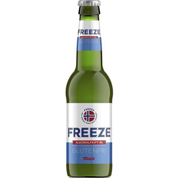 Öl Alkoholfri Freeze Glutenfri 33cl Maxk