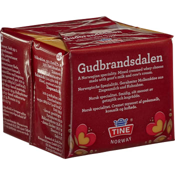 Mesost Gudbrandsdalen 29% 250g Wernersson Ost