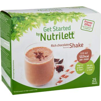 Quick weight loss Chocolate shake Viktkontroll 25-p Nutrilett