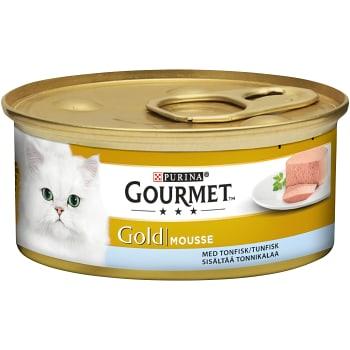 Kattmat Tonfisk 85g Gourmet Gold