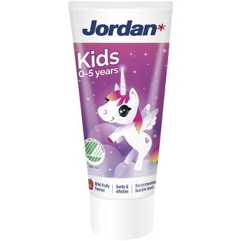Tandkräm Kids 0-5år 50ml Jordan