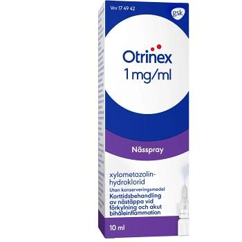 Otrinex 1mg/ml 10ml