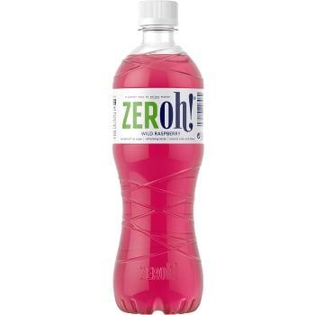 Fuktdryck Wild raspberry Koncentrat Sockerfri 800ml ZER