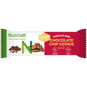 Chocolate chip cookie bar Viktkontroll 60g Nutrilett