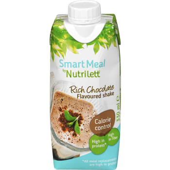 Rich chocolate Dryck Viktkontroll 330ml Nutrilett
