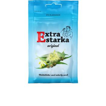 Halstabletter Extra starka Original 80g Karamellpojkarna
