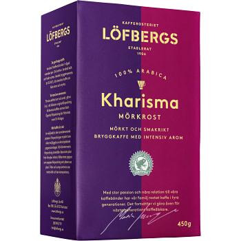 Kharisma Bryggkaffe 450g Löfbergs