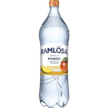 Vatten Kolsyrad Mango 1,5l Ramlösa