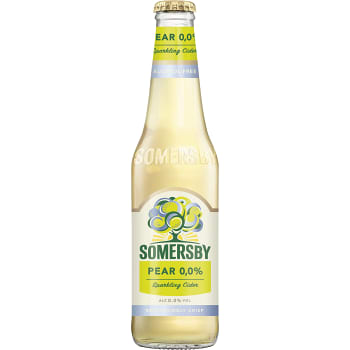 Cider Päron Alkoholfri 33cl Somersby