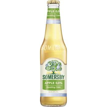 Cider Äpple Alkoholfri 33cl Somersby