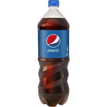 Läsk 1,5l Pepsi