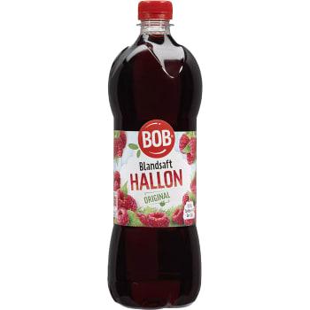 Blandsaft Hallon 95cl BOB