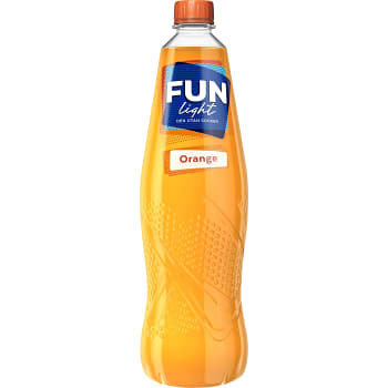 Lightsaft Apelsin 1l Fun Light