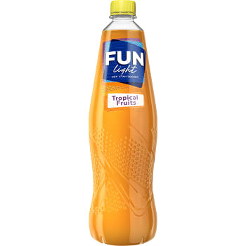 Lightsaft Tropical fruits 1l Fun Light