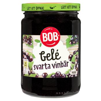 Svartvinbärsgelé 450g BOB