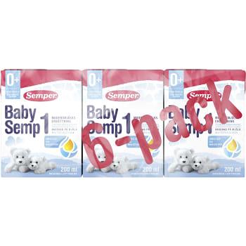 BabySemp1 6-p 1,2l Semper
