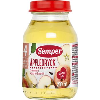 Äppledryck Från 4m 2dl Semper