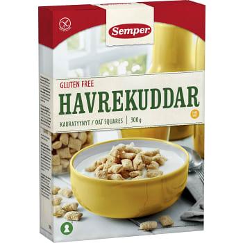 Havrekuddar Glutenfri 300g Semper