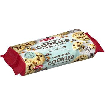 Cookies Salted Caramel Chocolate Chip Glutenfri 150g Semper