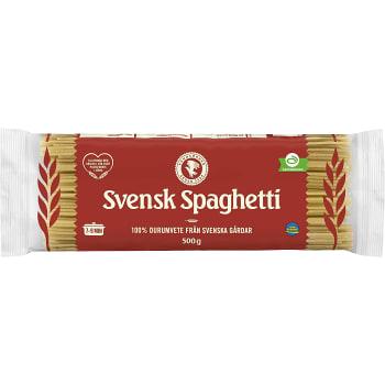 Pasta Spaghetti Durumvete 500g Kungsörnen