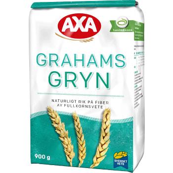 Grahamsgryn 900g AXA