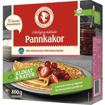Pannkakor Fryst 800g Kungsörnen
