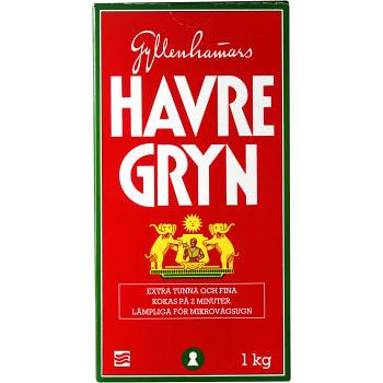 Havregryn 1kg Gyllenhammars