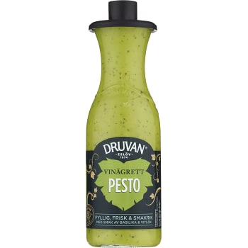 Vinägrett Pesto 300ml Druvan