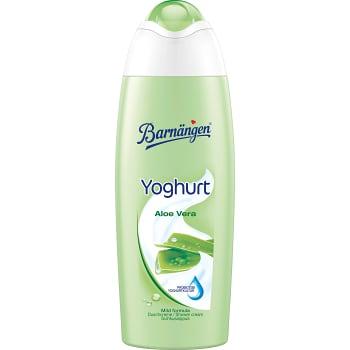 Duschtvål Yoghurt & aloe vera 250ml Barnängen