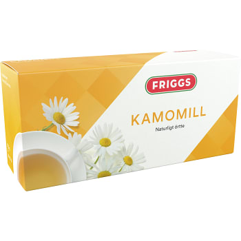 Örtte Kamomill 25-p Friggs