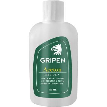 Aceton med Olja 150ml Gripen