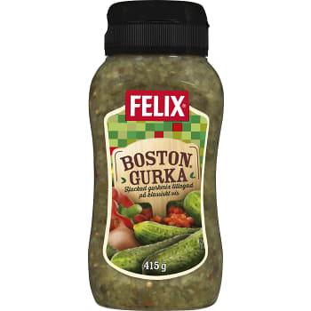 Bostongurka 415g Felix