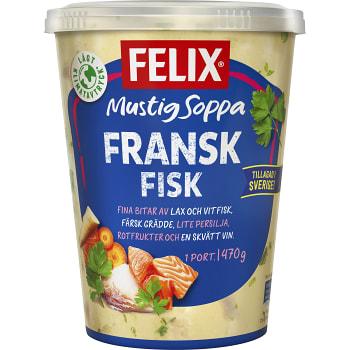 Fransk fisksoppa 470g Felix