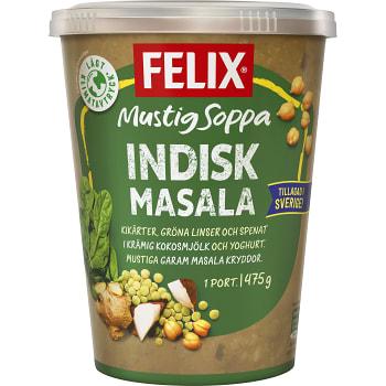 Indisk masalasoppa 475g Felix