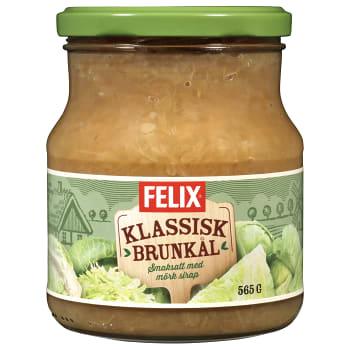 Klassisk Brunkål 565g Felix