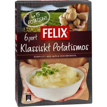 Klassiskt Potatismos 6 port 220g Felix