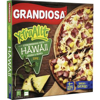 Extra allt Hawaii Fryst 350g Grandiosa