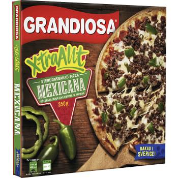 Extra allt Mexicana Fryst 350g Grandiosa