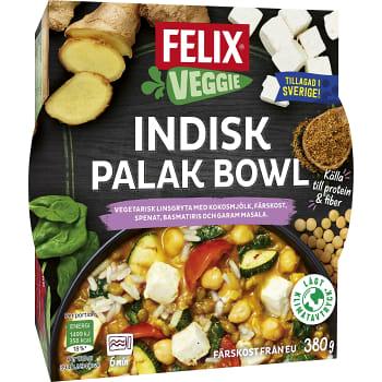 Palak Bowl Indisk